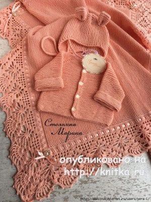 Haraşo Bebek Battaniyesi Yapımı