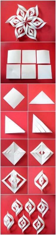 Kağıt Süslemeleri Nasıl Yapılır? 20