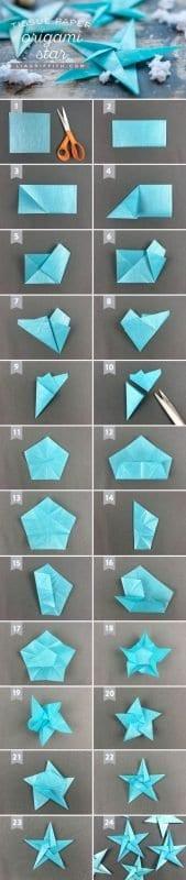 Kağıt Süslemeleri Nasıl Yapılır? 36