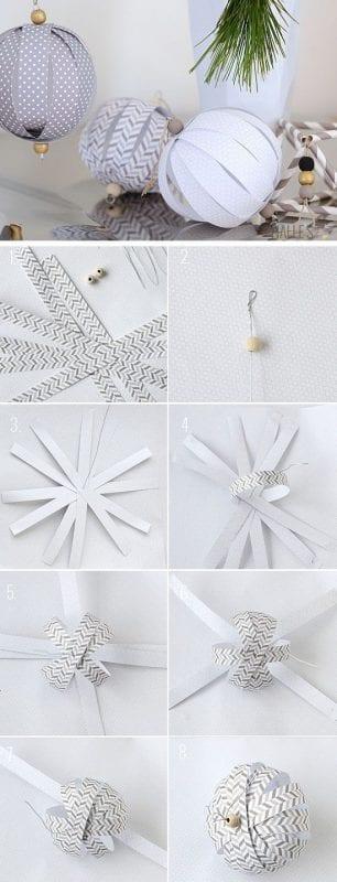Kağıt Süslemeleri Nasıl Yapılır? 39