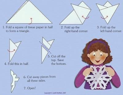 Kağıt Süslemeleri Nasıl Yapılır? 44