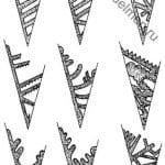 Kağıt Süslemeleri Nasıl Yapılır? 61