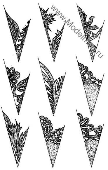 Kağıt Süslemeleri Nasıl Yapılır? 63