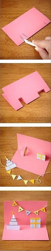Kağıt Süslemeleri Nasıl Yapılır? 64