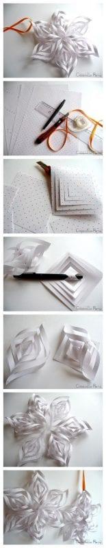 Kağıt Süslemeleri Nasıl Yapılır? 7