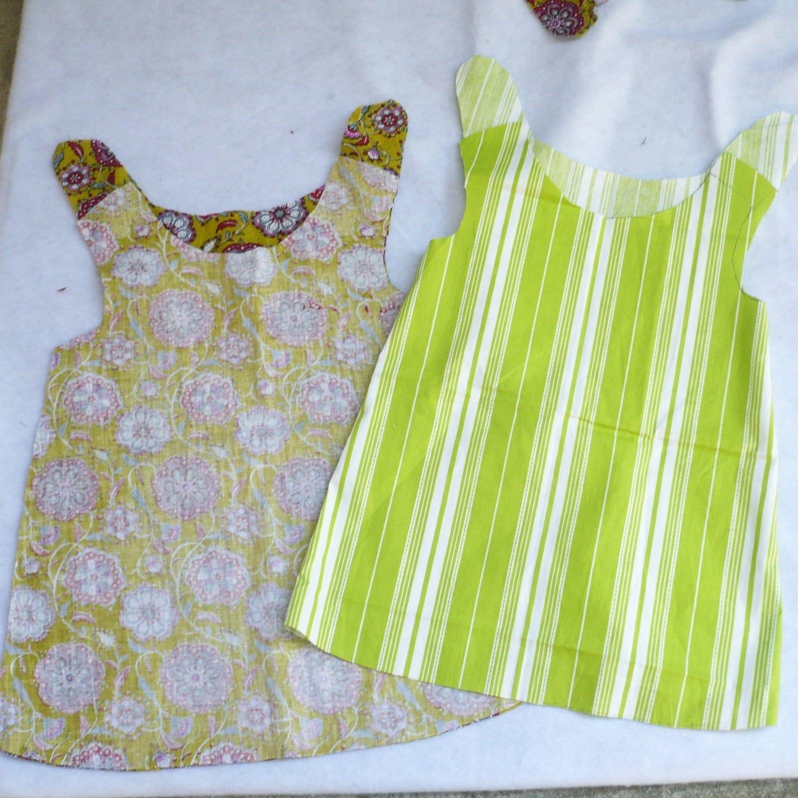 17 самых миленьких платьев для малышек со всего интернета, сшитых своими 41
