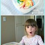 Okul Öncesi Patlayan Süt Deneyi 2