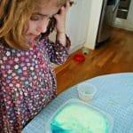 Okul Öncesi Patlayan Süt Deneyi 3