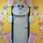 Sınıf Kapı Süsleme Örnekleri 101