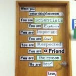 Sınıf Kapı Süsleme Örnekleri 104