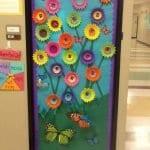 Sınıf Kapı Süsleme Örnekleri 108