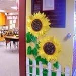 Sınıf Kapı Süsleme Örnekleri 111