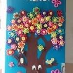 Sınıf Kapı Süsleme Örnekleri 113