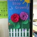 Sınıf Kapı Süsleme Örnekleri 119