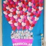 Sınıf Kapı Süsleme Örnekleri 28