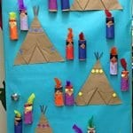 Sınıf Kapı Süsleme Örnekleri 31