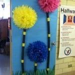 Sınıf Kapı Süsleme Örnekleri 40