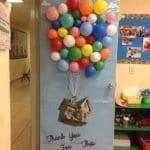 Sınıf Kapı Süsleme Örnekleri 46