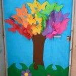 Sınıf Kapı Süsleme Örnekleri 57