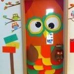 Sınıf Kapı Süsleme Örnekleri 59