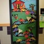 Sınıf Kapı Süsleme Örnekleri 70