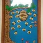 Sınıf Kapı Süsleme Örnekleri 71