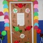 Sınıf Kapı Süsleme Örnekleri 76