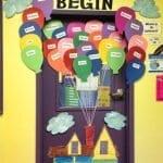 Sınıf Kapı Süsleme Örnekleri 79