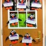 Sınıf Kapı Süsleme Örnekleri 90