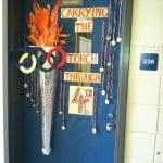 Sınıf Kapı Süsleme Örnekleri 91