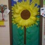 Sınıf Kapı Süsleme Örnekleri 97