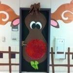 Sınıf Kapı Süsleme Örnekleri 98