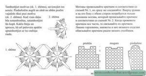 Tığ İşi Bluz Modelleri Yapılışı 8