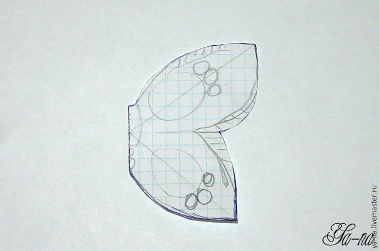 Boncuktan Kelebek Broş Yapımı 2
