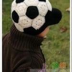 Futbol Topu Şeklinde Şapka Yapılışı 1