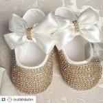 İncili Bebek Ayakkabısı Nasıl Yapılır? 4
