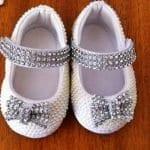 İncili Bebek Ayakkabısı Nasıl Yapılır? 63
