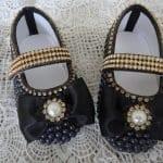 İncili Bebek Ayakkabısı Nasıl Yapılır? 8