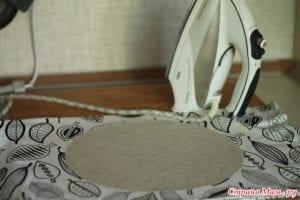 Kumaşlı Örgü Şapka Yapımı 5