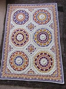 Videolu, Mozaik Battaniye Nasıl Yapılır ?