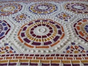 Videolu, Mozaik Battaniye Nasıl Yapılır ? 2