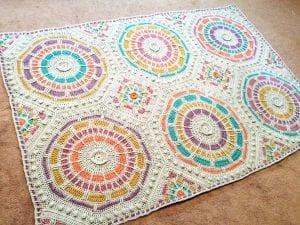 Videolu, Mozaik Battaniye Nasıl Yapılır ? 5