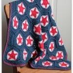 Yıldız Motifli Battaniye Nasıl Yapılır? 5