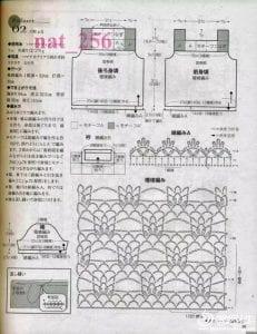 Merserize Tığ İşi Bluz Modelleri 21
