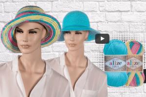 Örgü Fötr Şapka Modelleri Anlatımlı