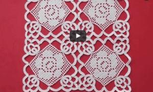 Salon Takımı Dantel Örnekleri ve Yapılışları, Videolu Anlatım