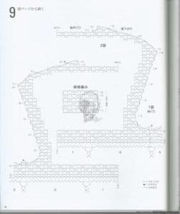 Yazlık Örgü Bluz Modeli ve Açıklaması 12
