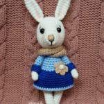 Amigurumi Tavşan Yapımı Anlatımlı 4
