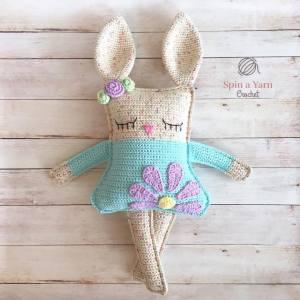 El Yapımı Amigurumi Tavşan 4