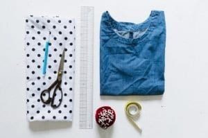 Gömlek Dikimi Resimli Anlatım 5